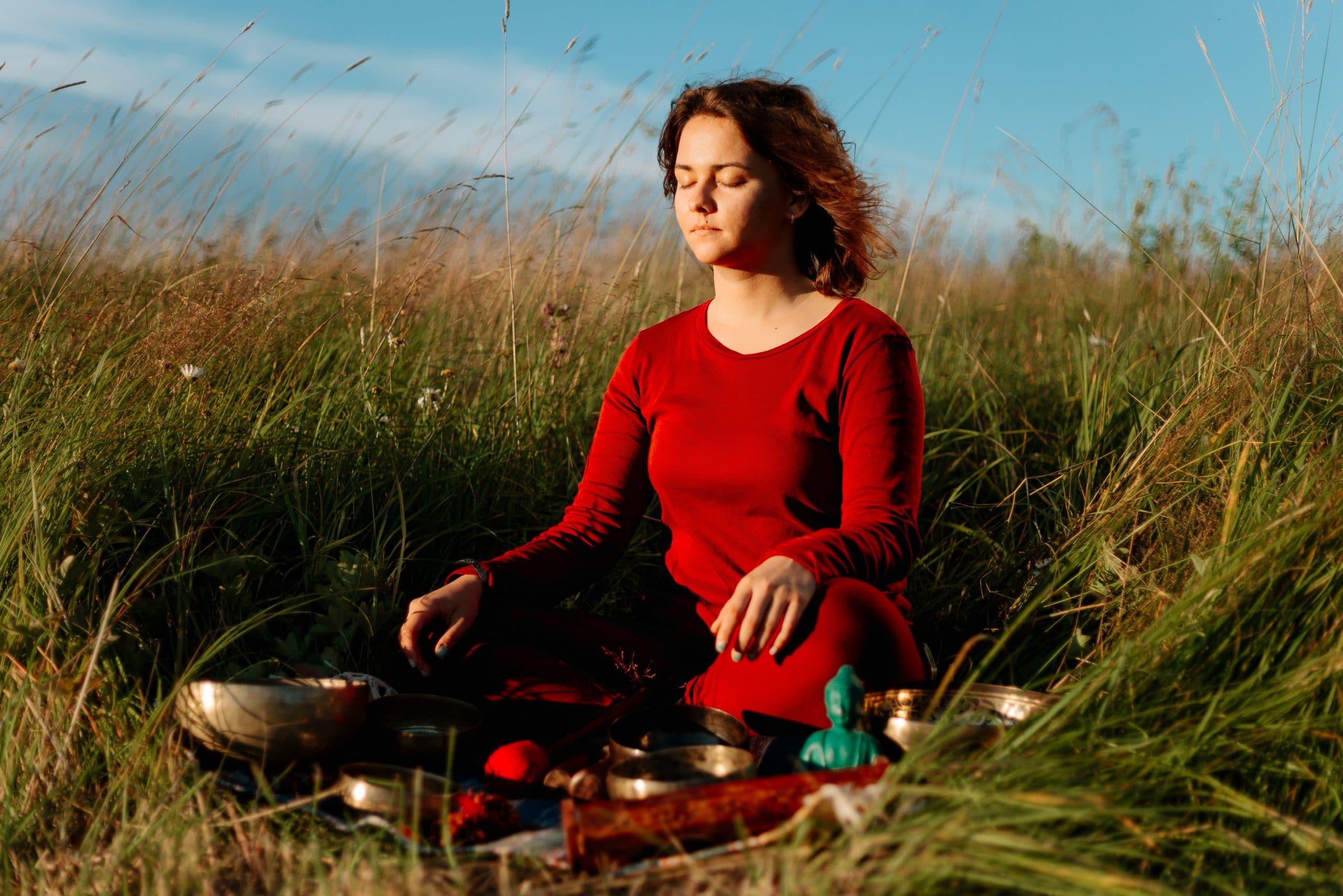 Meditación con Sonido